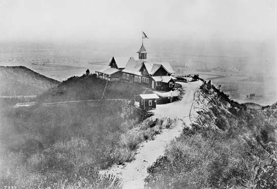 Laurel Canyon Association: Lookout Mtn View